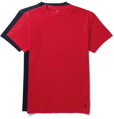 Polo Ralph Lauren Two-Pack Stretch-Cotton Jersey T-Shirts
