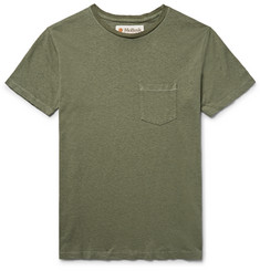 Mollusk Hemp and Organic Cotton-Blend T-Shirt