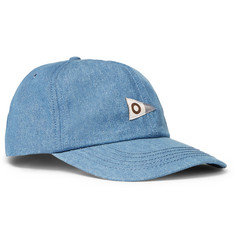Mollusk - Cotton-Chambray Baseball Cap