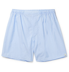 Sleepy Jones Victor Cotton Boxer Shorts