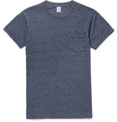 Velva Sheen Mélange Slub Cotton-Blend Jersey T-Shirt