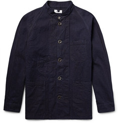 Chimala Indigo-Dyed Denim Jacket