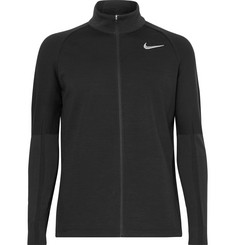 Nike Golf - Fleece-Back Wool-Blend Golf Jacket