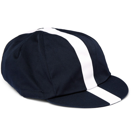 Poc Raceday Cotton-Twill Cycling Cap In Navy