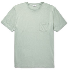 Sunspel Slub Cotton-Jersey T-Shirt