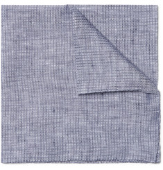 Oliver Spencer - Lydon Linen Pocket Square