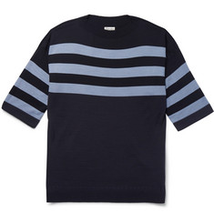 Camoshita - Striped Wool Sweater