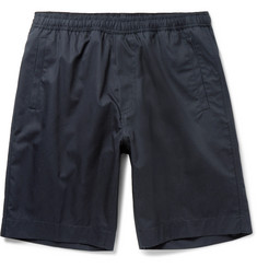 Our Legacy Cotton-Gabardine Drawstring Shorts