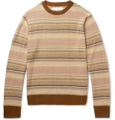 Our Legacy - Striped Linen Sweater