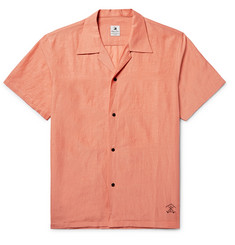 Sasquatchfabrix. - Camp-Collar Voile Shirt