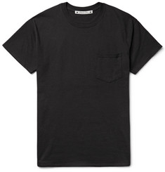 Sasquatchfabrix. Slim-Fit Printed Cotton-Jersey T-Shirt