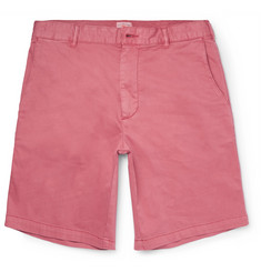 Faherty Slim-Fit Cotton Chino Shorts
