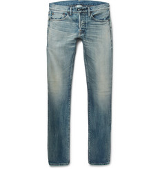 Fabric-Brand & Co Slim-Fit Selvedge Denim Jeans