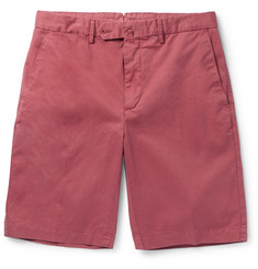 Hackett Core Stretch-Cotton Shorts