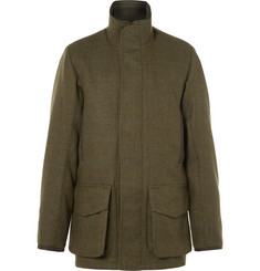 Musto Shooting Checked GORE-TEX Wool-Blend Tweed Field Jacket