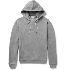 John Elliott Hellweek Slim-Fit Mélange Cotton-Blend Jersey Hoodie