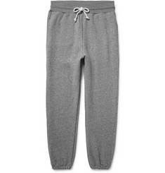John Elliott Loopback Cotton-Blend Jersey Sweatpants