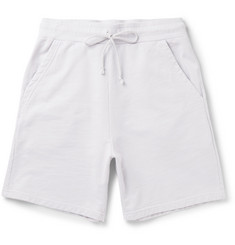 John Elliott Loopback Cotton-Jersey Shorts