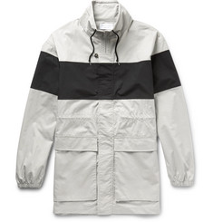 John Elliott Panelled Cotton Parka