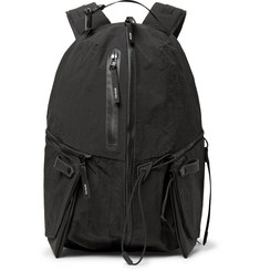 Master-Piece Game Water-Resistant Nylon Backpack