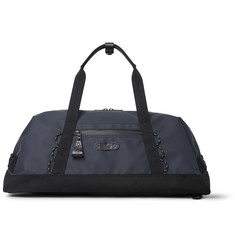 Master-Piece Slick Waterproof Rubberised-Leather and CORDURA Convertible Bag
