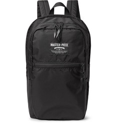 Master-Piece Pop 'n' Pack Water-Resistant Nylon-Ripstop Backpack
