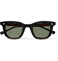 Max Pittion Bigsby D-Frame Acetate Sunglasses