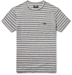 Todd Snyder Slim-Fit Striped Cotton-Jersey T-Shirt