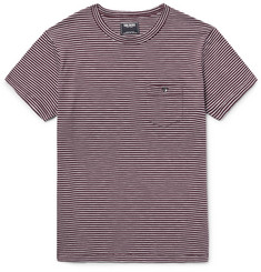 Todd Snyder Slim-Fit Striped Cotton T-Shirt