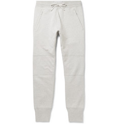 Reigning Champ Slim-Fit Tapered Loopback Cotton-Jersey Sweatpants