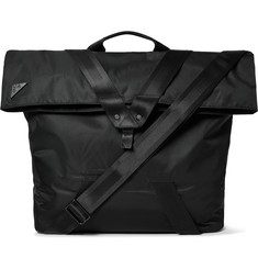 Under Armour Sportswear Excursion Road Webbing and Leather-Trimmed Nylon Tote Bag
