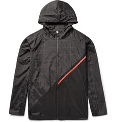 Under Armour Sportswear Meters Panelled Shell Hooded Jacket