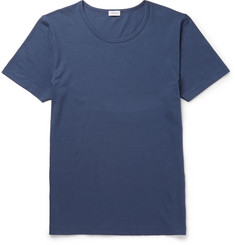 Zimmerli Stretch Cotton-Blend T-Shirt