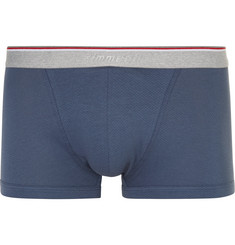 Zimmerli Stretch Cotton-Blend Boxer Briefs