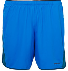 Patagonia Strider Shell and Mesh Shorts