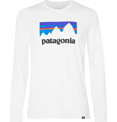 Patagonia Printed Capilene Jersey Base Layer