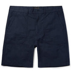 Beams Plus Canvas Shorts