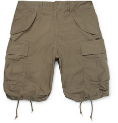 Beams Plus Oliver Slim-Fit Cotton-Ripstop Cargo Shorts