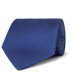 Emma Willis 8cm Silk-Faille Tie