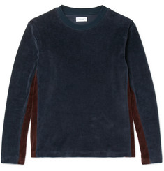 Fanmail - Organic Cotton-Velour Sweatshirt