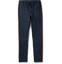 Fanmail - Drawstring Organic Cotton-Twill Trousers