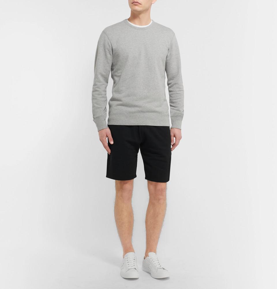 Reigning Champ Loopback Cotton-Jersey Sweatshirt