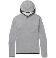 Nike NikeLab ACG Mesh-Trimmed Stretch-Cotton Jersey Hoodie