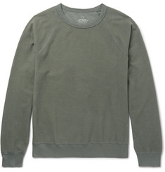 Save Khaki United Supima Cotton-Fleece Sweatshirt