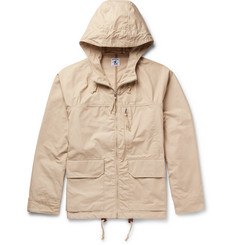 Arpenteur - Mission II Waterproof Cotton-Canvas Hooded Jacket