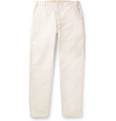 Arpenteur Cotton-Moleskin Trousers