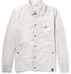 Nemen Cotton-Blend Shell Coach Jacket