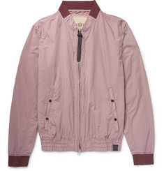 Nemen Cotton-Blend Shell Bomber Jacket
