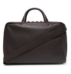 Álvaro Aruto Leather Briefcase