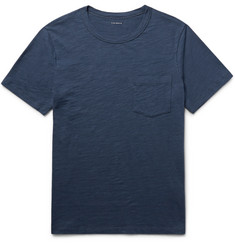 Club Monaco Slub Cotton-Jersey T-Shirt